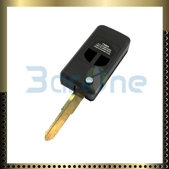 2 button car key shell for Suzuki Swifts