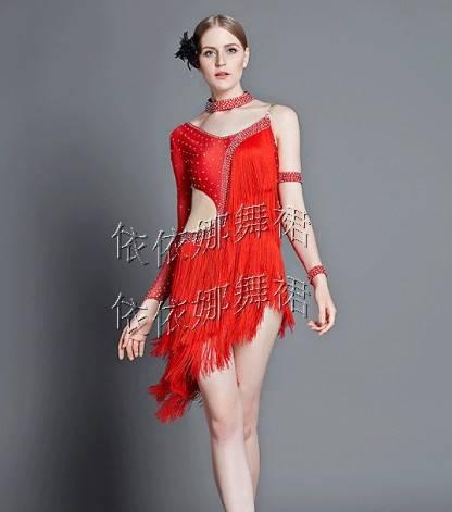 Tailor-Made High Quality Latin Dance Dress Latin Dance Wear Dance Costume Evening Dress Ballroom Dre