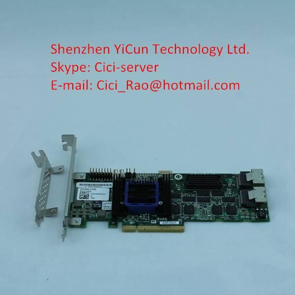 Adaptec SAS+SATA 6Gb ASR-6805 Kit 2271200-R PCI-Express-x8-v2.0; 8-Channel (Two x4 Internal SFF8087)
