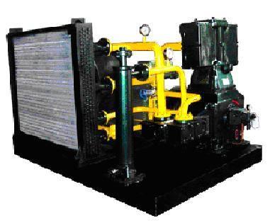 Special  CNG compressor