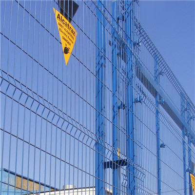 Public Buildings Welded Wire Mesh Fence