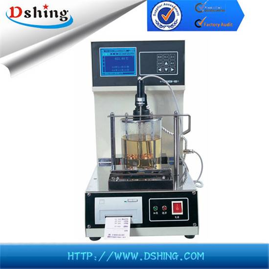 DSHD-2806G Automatic Asphalt Softening Point Tester