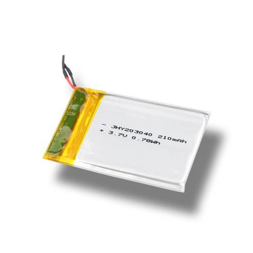 203040 lithium ion polymer battery