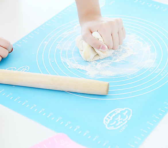 high quality heat resistant silicone baking mat with measurements