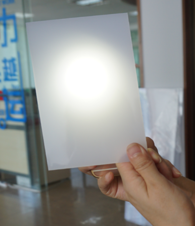 opal light diffusion polycarbonate sheet pc solid sheet