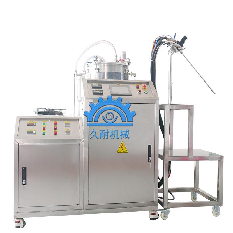epoxy resin injection moulding machine