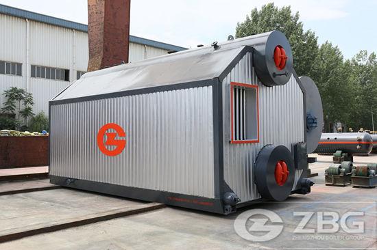 SZL biomass boiler