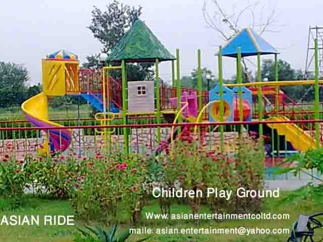 Children Play Ground Bangladeshi