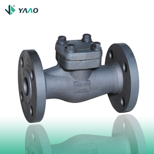 Casting CF8 Check Valve Flanged End