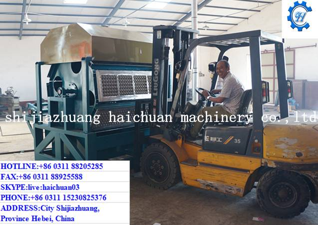 Haichuan Large Automatic Paper Pulp Egg Tray Machine