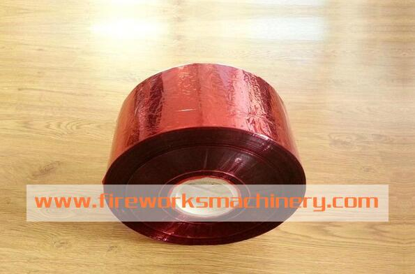 Cellophane Paper and Oil Wax Paper for Firecracker Packing Machine
