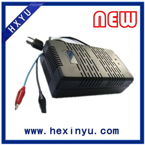 16.8V15A Wide Voltage Li ion Battery Charger With LCD
