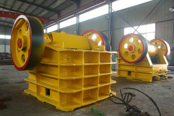 Flexible Operation Rock Jaw Stone Crusher, PE Jaw Crusher Plant