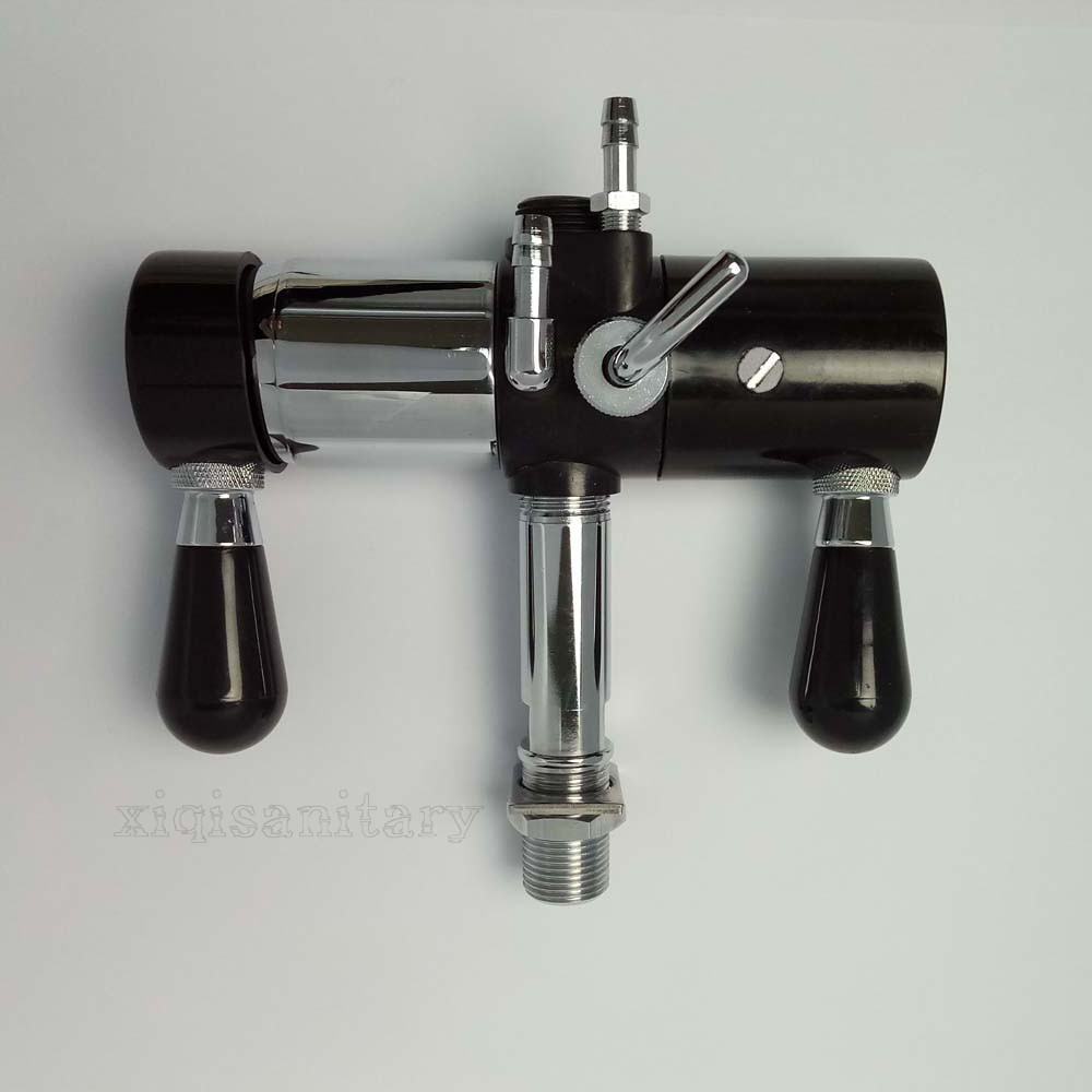 Stainless Steel beer filling tap with regulator XQ-2023