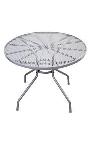 modern outdoor table for garden use