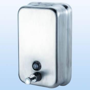 sell--Stainless steel Soap dispenser (Flat)