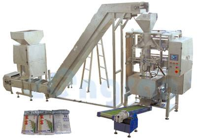 VFS7300 Automatic rice vacuum packaging machine
