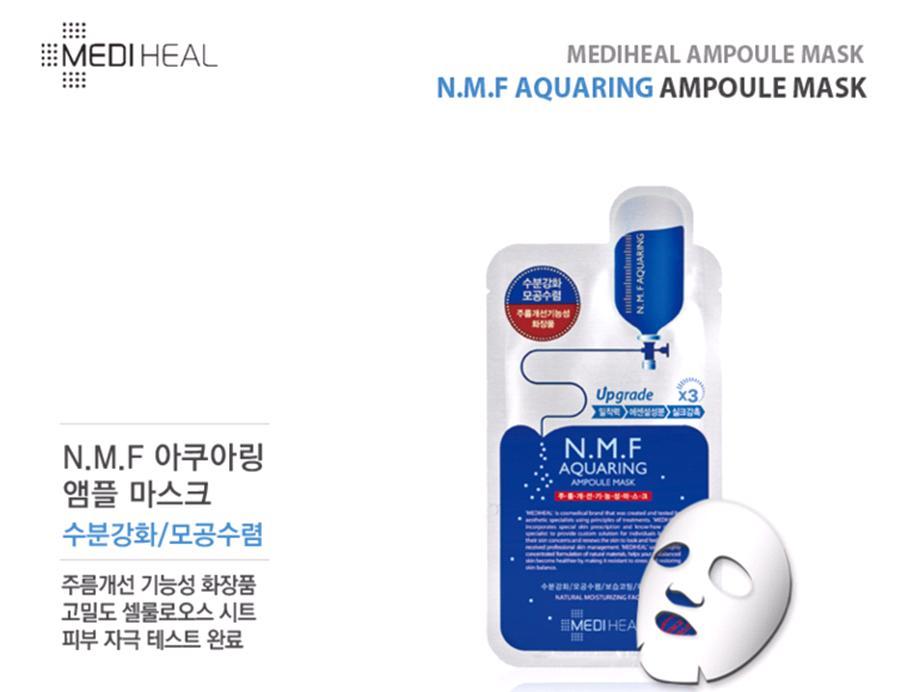 Mediheal Kinds of essential mask pack