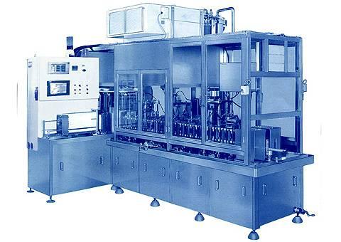 RM110 GABLE-TOP CARTON FILLING MACHINE