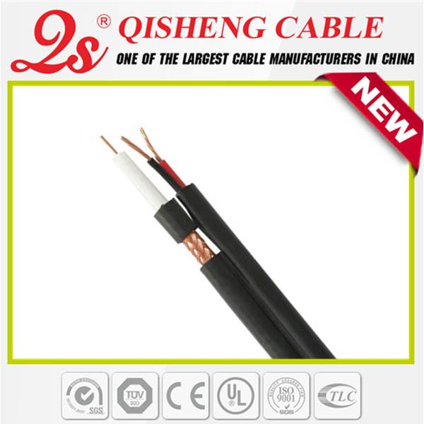 rg59+2c Siamese Cable for CCTV camera & DVR