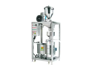 Automatic Soybean Grinding and Okara Separating and Cooking Machine