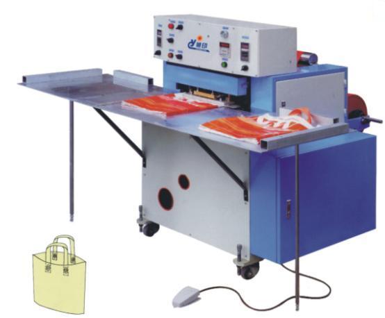 CY-HB soft loop handle bag making machine