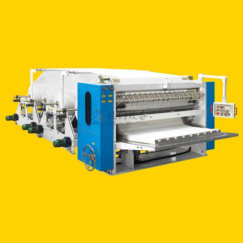 FTM-230-11T facial tissue folding machine