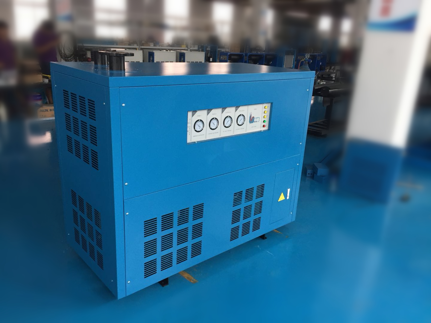 Water-cooled Refrigerant Air Dryers