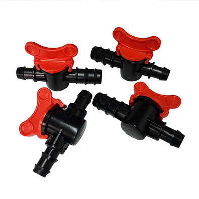 Drip line mini valvesDrip irrigation pipe accessories Drip Line Mini Valves price