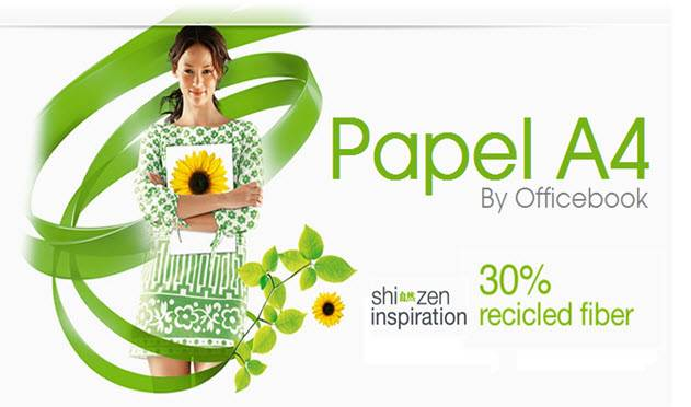 Good Quality India White A4 Copy Paper 80g