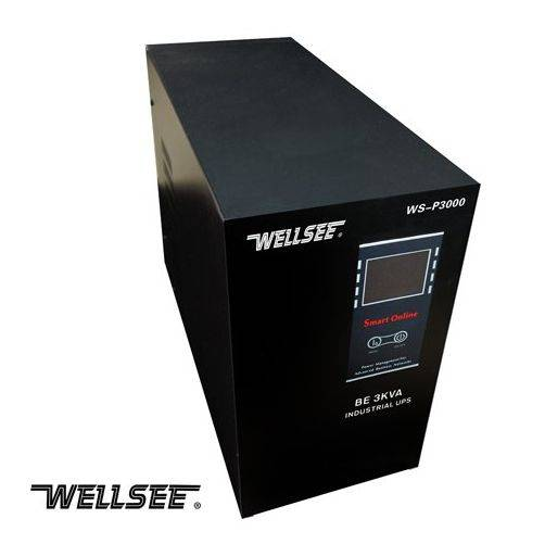 solar pv products WELLSEE solar inverter CE RoHS passed WS-P4000