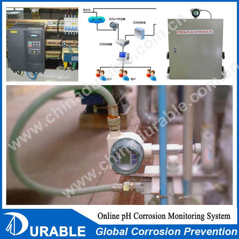 Online pH Corrosion Monitoring System