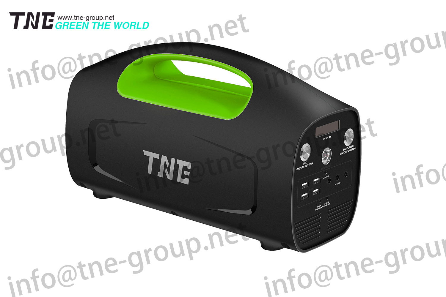 TNE Outdoor Industrial Ups With Charger offline ups 1000va 600w