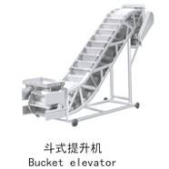 stainless steel 304 bucket elevator hoists