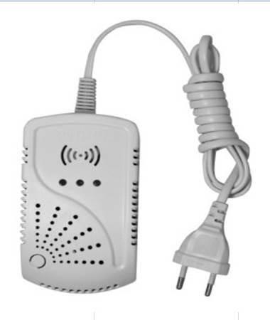 Gas detector 5