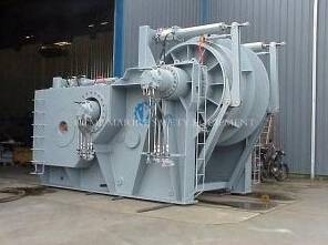 Offshore Winch Marine Winch Hydraulic Towing Winch Hydraulic Winch