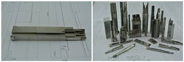 spare parts fabrication