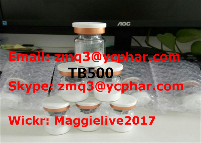 CAS 77591-33-4 Adult Human Growth Hormone Peptide TB500 For Muscle Gaining