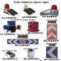 solar signal lights for ROADS & RAILWAYS & AIRPORTS
