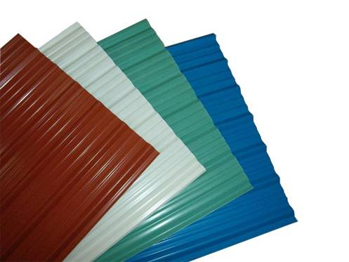 Plastic roof tiles are made from modern materials such as PVC or TPO, and are slowly being recognize