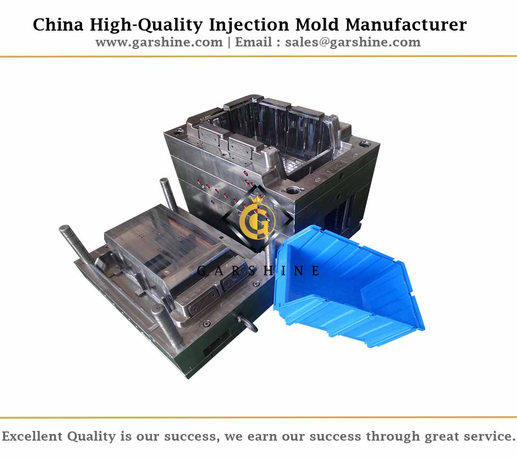 Industrial Crate moulds
