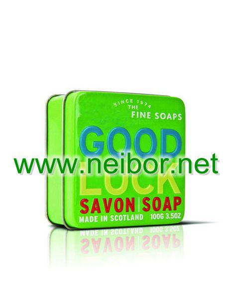 soap tin box square tin box empty tin box