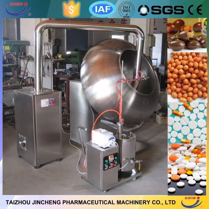 Nuts sugar coating machine price