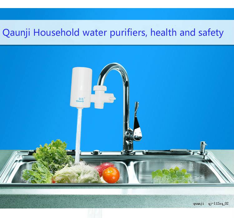 Wholesale Portable  Faucet Water Filter, Kitchen Water Filter