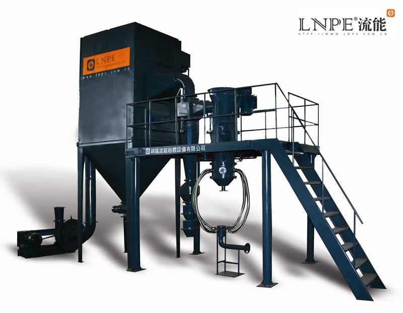 Graphite grinding machine