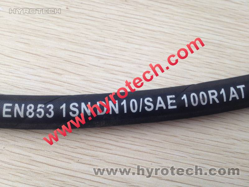 mangueras hidraulicas/hydraulic hose SAE 100R1 AT/DIN EN853 1SN