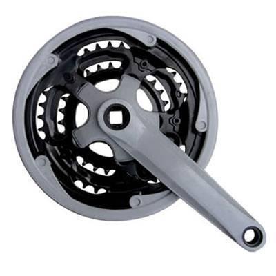 the bicycle chainwheel crank