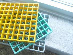 FRP pull extrusion grating
