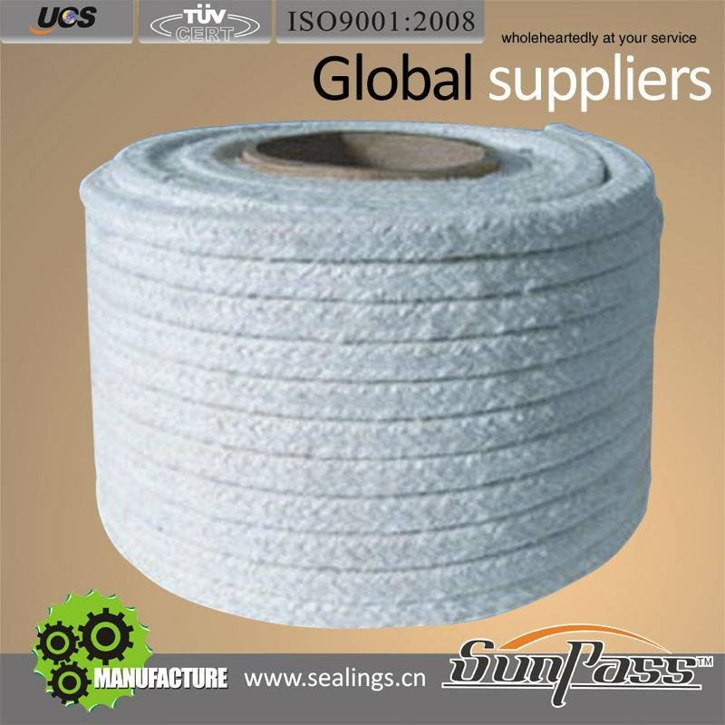 StainlesHigh Quality Steel Wire Reinforced Ceramic Fiber Cloth