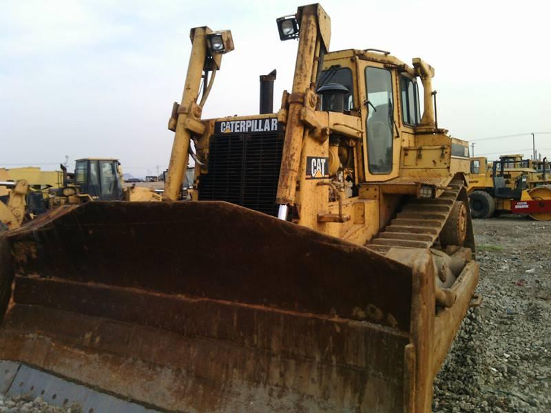 Used CAT Bulldozer D8N,second hand good bulldozer